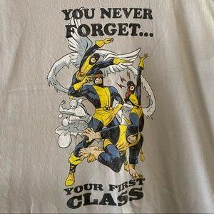 Marvel X-men t shirt